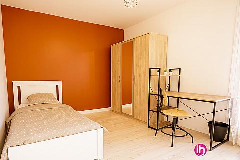 Location de meublé : EVRY appartement T5 en colocation Evry