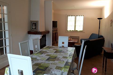 Location de meublé : DAMPIERRE GIEN F5 pour 5 personnes à 8mn de Dampierre et 36mn de Belleville