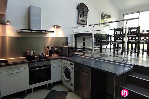 Location de meublé : MULUN maison 3 CHAMBRES Villa Sophie Vert-Saint-Denis