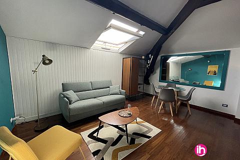 Location de meublé : CANNES Appartement coeur de Cannes - Quartier du Suquet