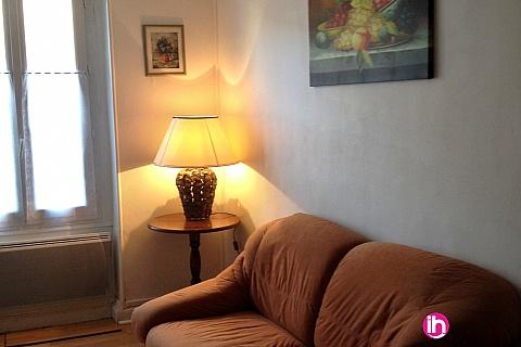 Location de meublé : CIVAUX VERRIERES PETITE MAISON DE BOURG