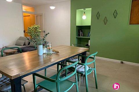 Location de meublé : Tricastin Appartement T5 à Saint Martin D'Ardèche