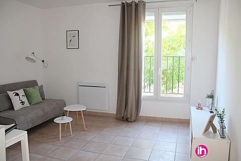 Location de meublé : Marcoule T1 N°5 à CODOLET