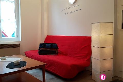 Location pour salarié en déplacement de meublé : CIVAUX-MONTMORILLON BEAU STUDIO ENTIÈREMENT RENOVE