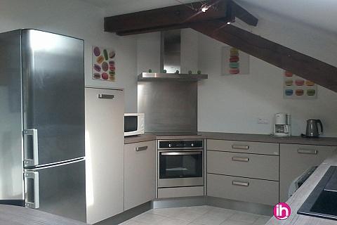 Location pour salarié en déplacement de meublé : CATTENOM LUXEMBOURG Appartement meublé pour 1 à 4 personnes MALLING