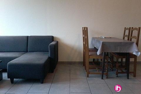 Location pour salarié en déplacement de meublé : THIONVILLE CATTENOM T2 N°3 pour 1-2 pers. à 15mn de Thionville, 10mn A31
