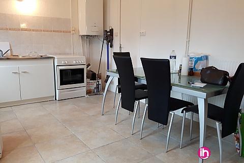 Location pour salarié en déplacement de meublé : DAMPIERRE GIEN Appartement T2 entierement renové
