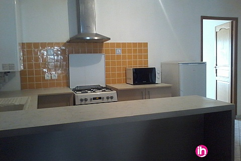 Location pour salarié en déplacement de meublé : THIONVILLE CATTENOM Appartement F5 3chambres dans village a 5mn de la Centrale