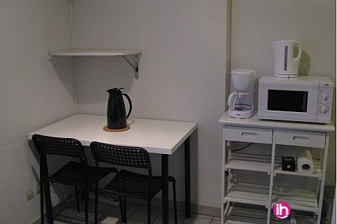 Location pour salarié en déplacement de meublé : GRENOBLE Studio coquet et fonctionnel Grenoble Gare