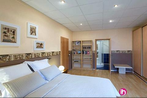 Location pour salarié en déplacement de meublé : METZ appartement de standing- centre historique de Metz