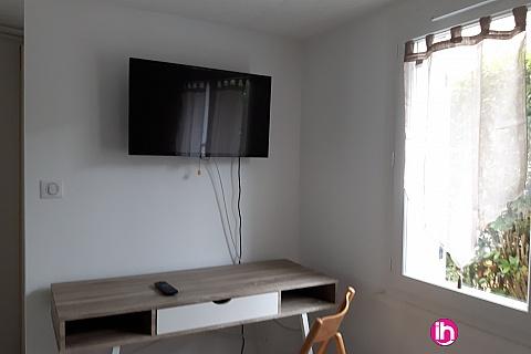 Location de meublé : DAMPIERRE BEAU T3 ENTIEREMENT RENOVE PLEIN COEUR GIEN, BELLEVILLE