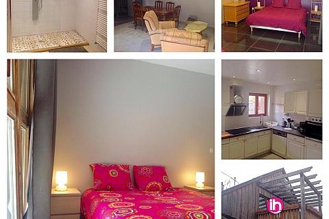 Location de meublé : FESSENHEIM, MULHOUSE, BELFORT, La maison de Jeanne