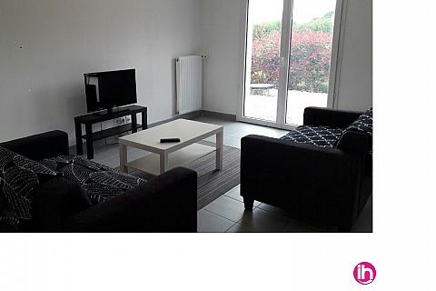Locations de meubl s meung sur loire 45 loiret for Maison contemporaine loiret