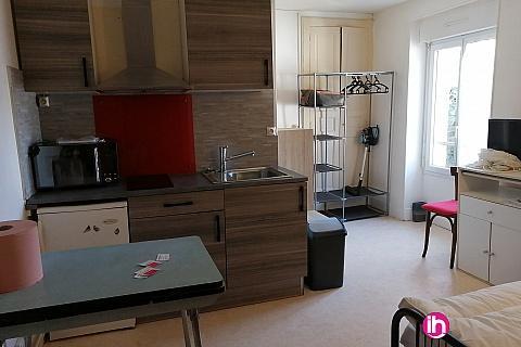 Location pour salarié en déplacement de meublé : BELLEVILLE - Studio situé à Neuvy sur loire