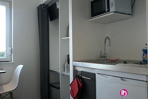 Location de meublé : THIONVILLE CATTENOM Studio 1 pers. Kuntzig a cote de YUTZ.15 mn Centrale
