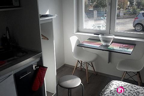 Location pour salarié en déplacement de meublé : THIONVILLE CATTENOM Studio 1-2 pers. Kuntzig a cote de YUTZ.15 mn Centrale
