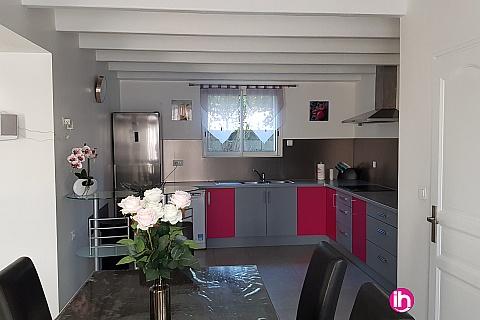 Location de meublé : Villa 2 chambres à st julien les martigues