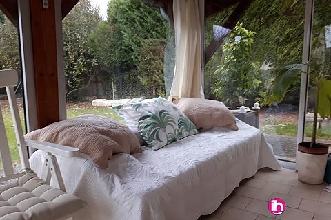 Location de meublé : CIVAUX Charmante Maison pour 2 à 6 personnes  À moins de 20 mm de CIvaux