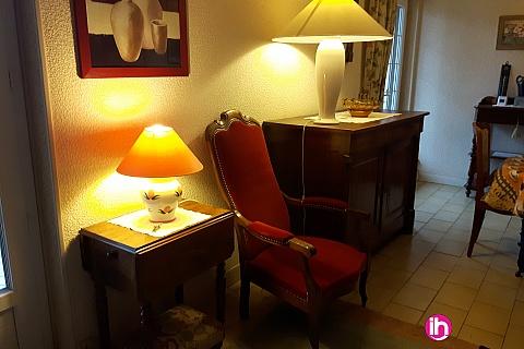 Location pour salarié en déplacement de meublé : LA BUSSIERE PAVILLON T3 BIS PROCHE DAMPIERRE EN BURLY ET BELLEVILLE SUR LOIRE
