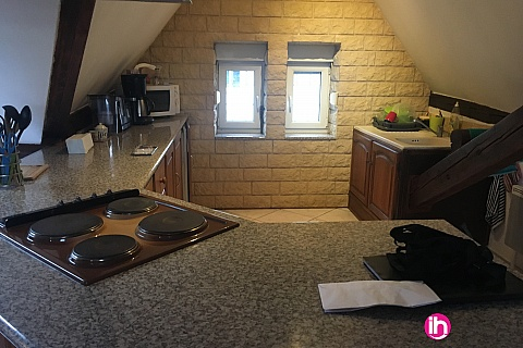 Location pour salarié en déplacement de meublé : Proche Cattenom Appartement T3 Hettange-Grande