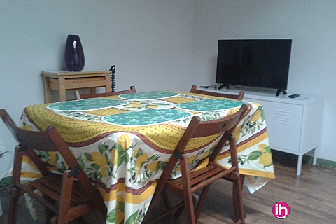 Location pour salarié en déplacement de meublé : Dampierre Belleville sur Loire Appartement T1 Gien