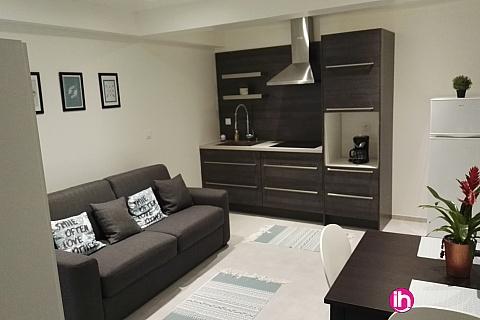 Location de meublé : DAMPIERRE SULLY STUDIO A OUZOUER SUR LOIRE