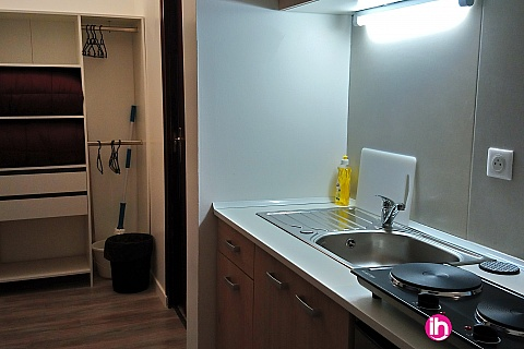 Location de meublé : Dampierre Belleville sur Loire Appartement T2 110 Gien