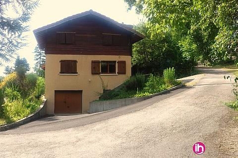 Location de meublé : CLUSE Pour vos déplacements professionnels dans la vallée de l'Arve (74)