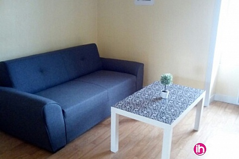 Location de meublé : CIVAUX MONTMORILLON Grand T3 bis en plein coeur de Montmorillon à moins de 20 min de Civaux