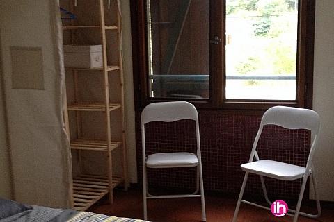 Location de meublé : CIVAUX MONTMORILLON F2 pour 1-3 personnes N°7 à 16km de Civaux
