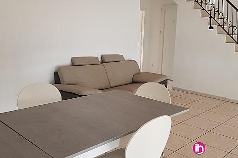Location de meublé : CATTENOM THIONVILLE Maison F3 Fameck