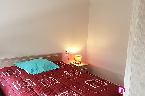 Location pour salarié en déplacement de meublé : CATTENOM THIONVILLE Appartement F4 Fameck