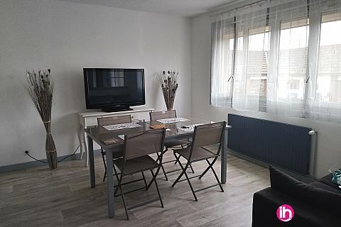 Location de meublé : DAMPIERRE  MAISON ENTIEREMENT RENOVEE SITUEE A GIEN