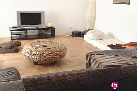 Location de meublé : Loft meublé pour 4 à 6 personnes à 20km de Civaux