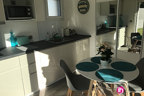 Location de meublé : BORDEAUX Appartement fonctionnel et cosy entre Bordeaux et le Bassin d'Arcachon