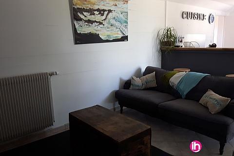 Location de meublé : BELLEVILLE DAMPIERRE à 5 min de Belleville très beau T3 à Beaulieu sur Loire