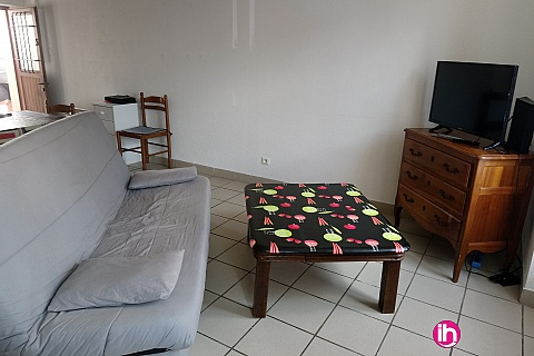 Location de meublé : F3 meublé pour 2-4 personnes entre Belleville et Dampierre