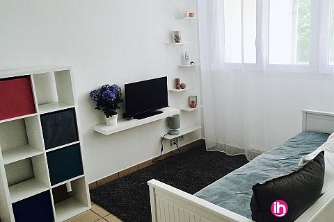 Location pour salarié en déplacement de meublé : CATTENOM Studio tout équipé pour professionnel à Terville