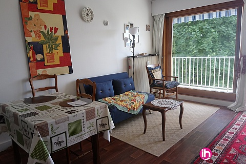 Location de meublé : DAMPIERRE BELLEVILLE T2 RESIDENCE GIEN