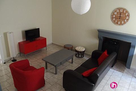 Location de meublé : CIVAUX CHAUVIGNY Location meublée de tourisme