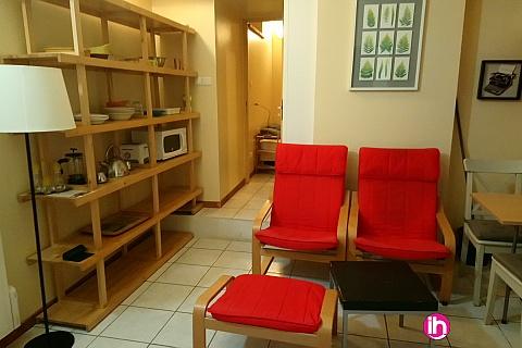 Location de meublé : T1 pour 1-2 personnes à 10 min de Dampierre et 40mn de Belleville