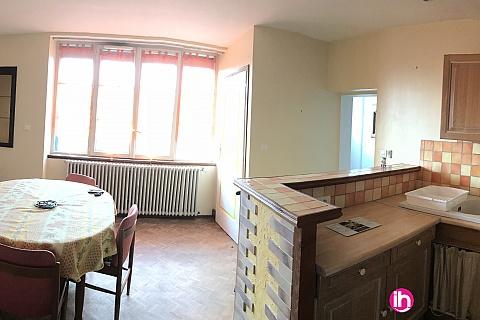 Location pour salarié en déplacement de meublé : CIVAUX : gîte Bellevue à Chauvigny
