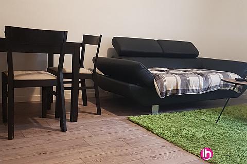 Location de meublé : CATTENOM THIONVILLE appartement type F2 à 20 min de CATTENOM