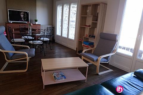 Location de meublé : GIEN SPACIEUSE MAISON DE 4 CHAMBRES