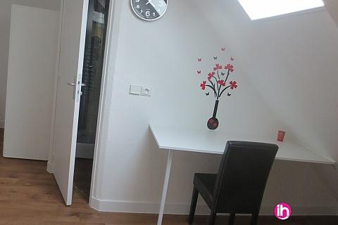 Location de meublé : DAMPIERRE Studio meublé n 7 au centre ville d'Ouzouer sur Loire
