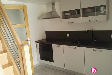 Location pour salarié en déplacement de meublé : DUPLEX PROCHE CNPE DAMPIERRE