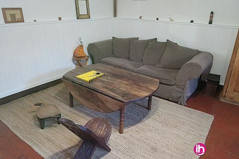 Location pour salarié en déplacement de meublé : DAMPIERRE , GIEN, Maison 3 chambres Nevoy