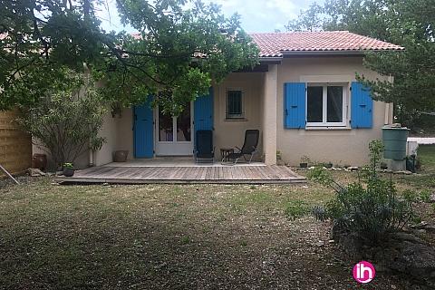 Location pour salarié en déplacement de meublé : GRIGNAN , Appartement Le Douny F3 pour 1-4personnes