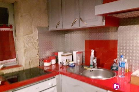 Location pour salarié en déplacement de meublé : DAMPIERRE, charmante maison à Saint-gondon