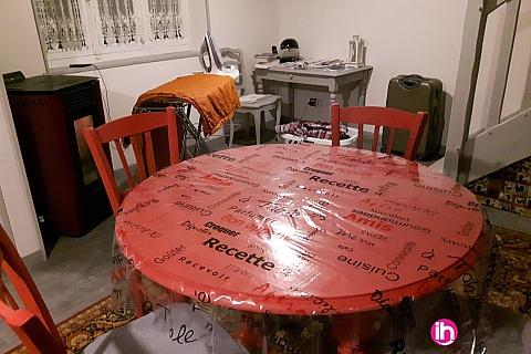 Location de meublé : DAMPIERRE, charmante maison à Saint-gondon